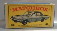 Repro Box Matchbox 1:75 Nr.36 Opel Diplomat