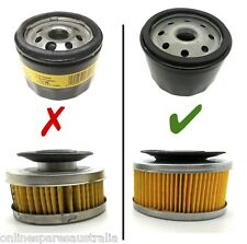6 Aftermarket Oil Filter replace Briggs and Stratton 492932 & fit Ride on Mower