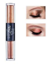 TOUCH IN SOL Metallist Liquid Foil & Glitter Eye Shadow Duo #1 Margaret