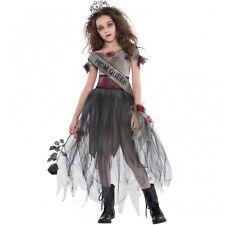 Karneval Kostüm Gr. 164 170 Mädchen Zombie Abschlussball Königin Kinder Teens