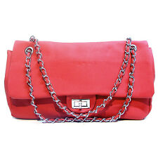 Red Classic Front Vintage Style Handbag