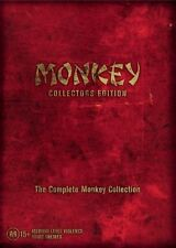 MONKEY MAGIC COLLECTION ~ BOX SET WITH ALL 52 EPISODES ~ ALL REGION FORMAT