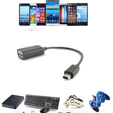 Mini USB  OTG Adaptor Adapter Cable Cord Lead For ViewSonic ViewPad Tablet_x9