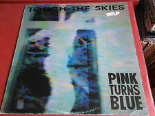 """PINK TURNS BLUE: TOUCH THE SKIES: 12"""" VINYL MAXI SINGLE: 1988"""