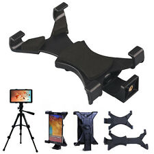 "Universal Tripod Mount Holder Bracket 1/4"" Thread Adapter for iPad 2 3 4 Air 1 2"