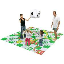 Giant Snakes and Ladders - Supersized Family Fun Game