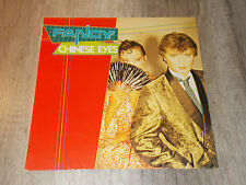 "Fancy - Chinese Eyes - ""45"" - LP -Vinyl - Metronome"