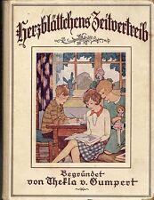Herzblättchens Zeitvertreib. 1932 Ein Jahrbuch für die Kinderwelt. Band 77.
