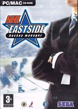NHL Eastside Hockey Manager - PC Game •SHIPPING •ALWAYS FAST •ALWAYS FREE•