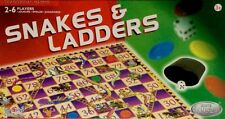 SNAKES & LADDERS BOARD GAME. BRAND NEW.