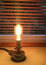 Industrial Vintage Retro Light Fitting Bedside Table Desk Lamp