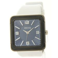 Kenneth Cole REACTION Men's RK1258 New Rubber Fashion Square Watch