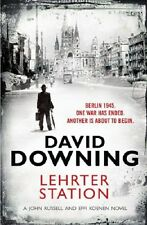 Lehrter Station by David Downing (Paperback, 2013) New Book