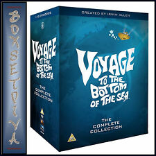 VOYAGE TO THE BOTTOM OF THE SEA - COMPLETE COLLECTION **BRAND NEW DVD BOXSET ***