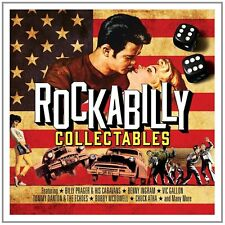 Rockabilly Collectables - 75 Original Recordings (3CD 2016) NEW/SEALED