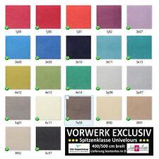 Vorwerk Bingo Velours in 22 Farben 4 o 5 m breit - Lieferung kostenlos in D -,-