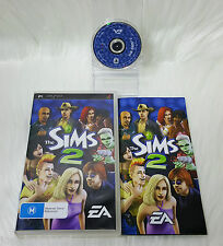 The Sims 2 PSP - PlayStation Portable __FREE POSTAGE!!