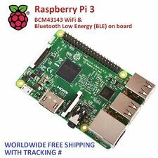 RASPBERRY Pi 3 - 1.2GHz Quad Core 64Bit 1GB RAM (2016 Model)