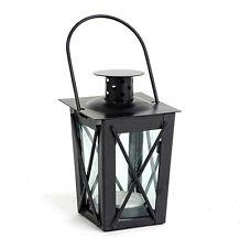 Kleine Laterne / Windlicht für Teelicht - aus Metall