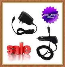 2 in 1 AC Wall Power Car Charger for Nokia Lumia 520 620 720 820 920 900 925