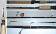 6ft Rapala graphite spinning rod brand new fishing rod 4 bream,bass,trout,barra