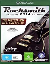 Rocksmith 2014 Edition with Real Tone Cable Xbox One NEW BLACK FRIDAY SPECIAL