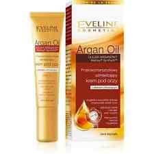 EVELINE Arganöl Antifalten Augencreme mit Kühleffekt 15ml