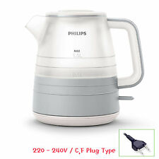 Philips HD9341 Daily Collection Electric Kettle 1 L  Hot Water Pot, 2000W, 220V,