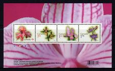 Canada 2010 Flowers M/S MNH