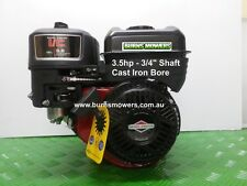 "Briggs & Stratton 3.5hp  Horizontal Engine  5/8"" Shaft"