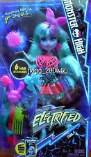 *Monster High* MONSTROUS HAIR GHOULS TWYLA DOLL SET- Electrified!!