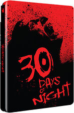 30 Days of Night - Limited Edition Steelbook - Blu-ray - New