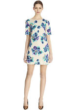 WAREHOUSE BLURRED FLORAL PREMIUM DRESS