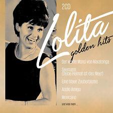 CD Lolita Golden Hits von Lolita   2CDs