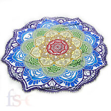 Indian Mandala Wall Hanging Tapestry Beach Hippie Throw Towel Yoga Blanket Mat