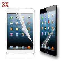 3X Crystal HD LCD Clear Screen Protector Cover Film Skin for Apple iPad Mini New
