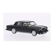 Oxford 205943 Bentley T2 black/golden Scale 1:76 Model car new! °