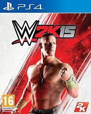 WWE 2K15 (Playstation 4) PS4