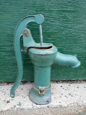 OLD Cast Iron Hand WATER PUMP in GOOD Condition