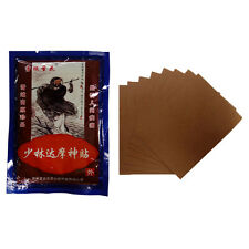 Shaolin Muscle Pain Relief  Plasters Relief Joint Back Rheumatism Pain 16 Patch