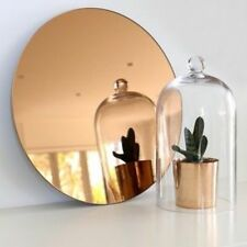 Bloomingville Round Copper Glass Mirror 40cm