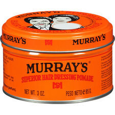 2 x Murray's Superior Hair Dressing Pomade 85g