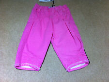 BABY GIRLS DKNY PINK PANTS - BNWT - SIZE 6 MONTHS