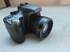 "Fuji FinePix SL300 14mp- Bridge Digital Camera .30x Zoom- HD- 3.0"" LCD.Black"