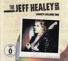 Jeff Healey Band / Legacy Volume One [2 CDs + 1 DVD] (NEU!)