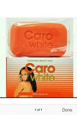 CARO WHITE LIGHTENING WHITENING SKIN FACE BODY SCAR SPOTS BLEMISH SOAP.