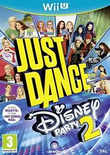 Just Dance Disney Party 2 ~ Wii U ~ Brand new & Sealed ~ UK