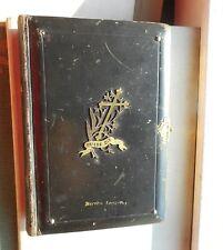 Evangelisch-lutherisches Gesangbuch der Hannoverschen Landeskirche 1888 Hannover