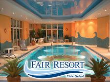 5 TAGE  WELLNESS  ALL INCLUSIVE KURZURLAUB im RESORT HOTEL für ZWEI