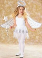 Engelset für Kinder - 4-teilig - Weihnachtskostüm - Kinderkostüm - Fasching